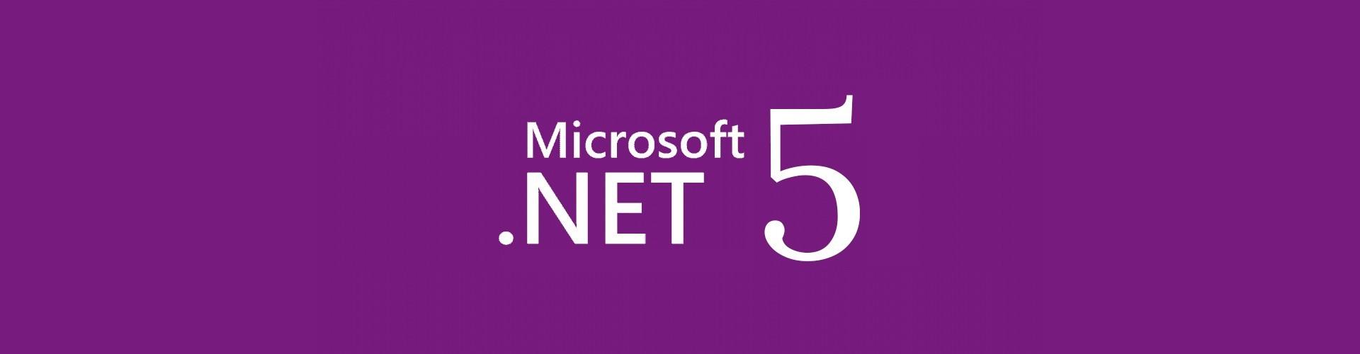 .NET 5 ya está aquí