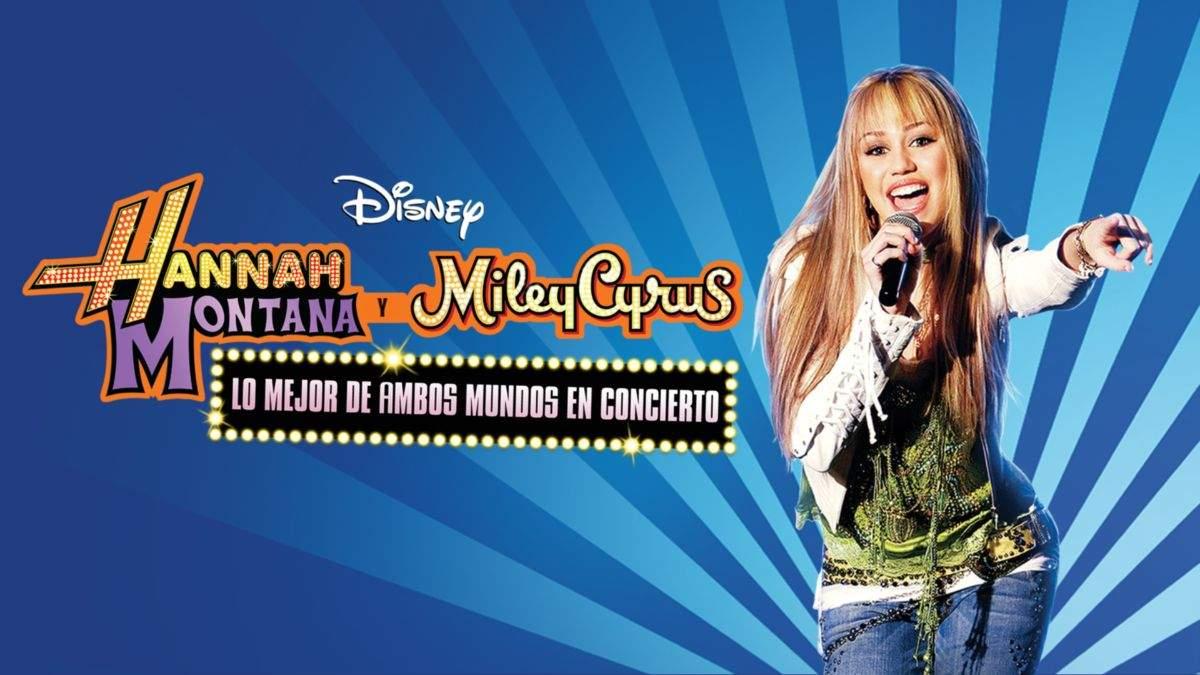 Hannah Montana vino muy bien para la publicidad para niños