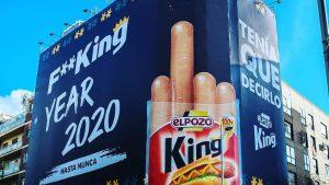 Fucking year 2020, El Pozo triunfa en las redes