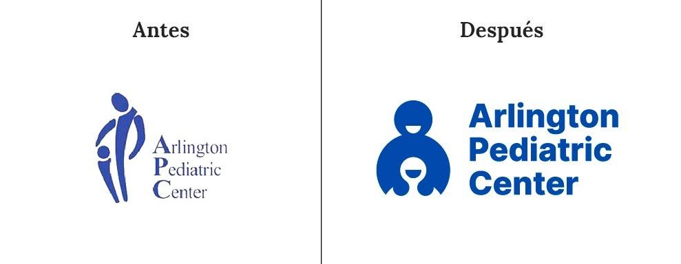 Con el logo de Arlington Pediatric Center se han lucido también