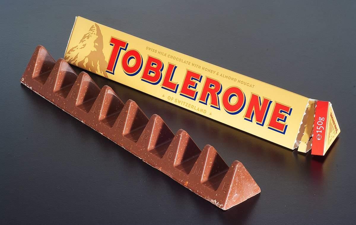 La historia del logo de Toblerone