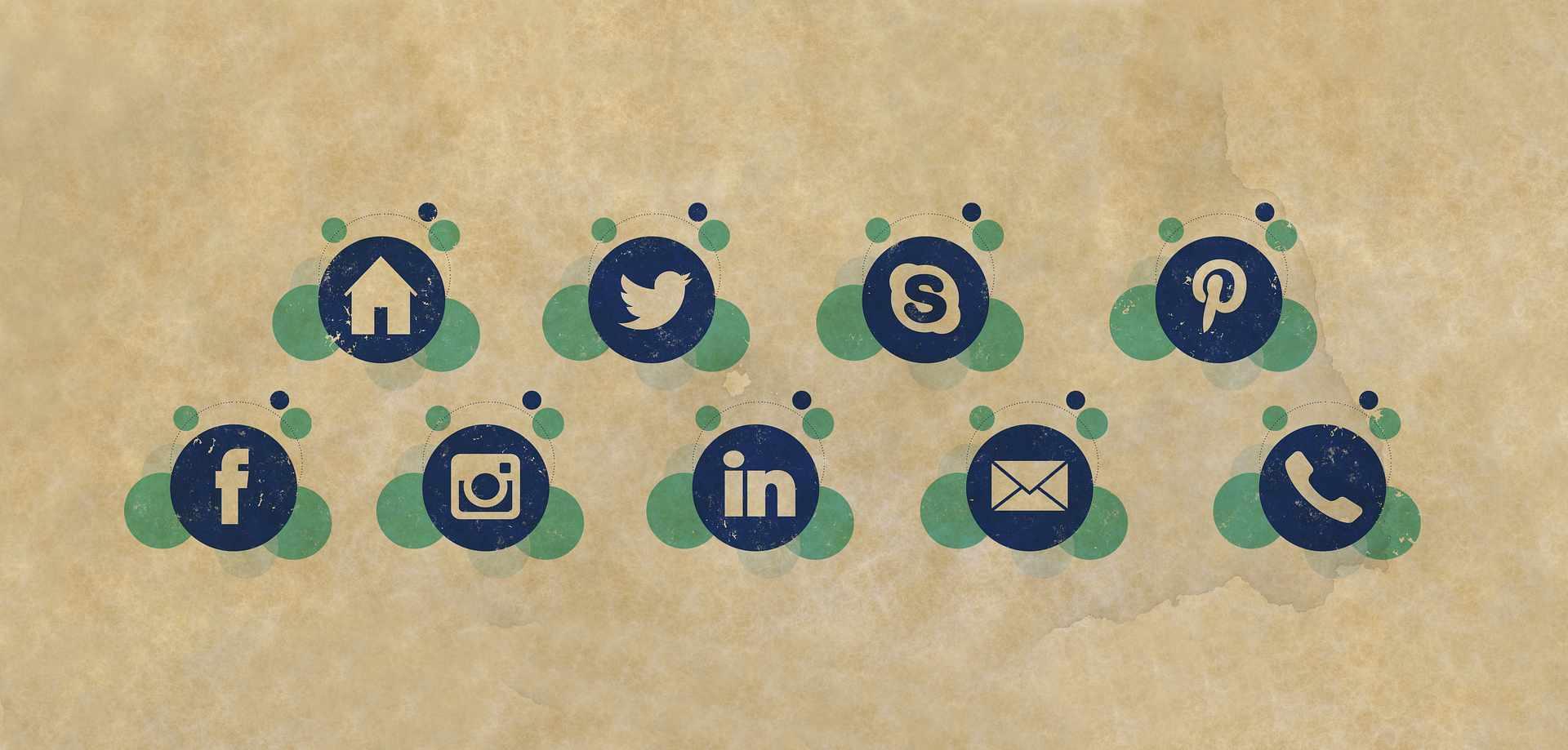 Top 5 de redes sociales más usadas en 2020