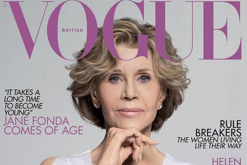 Jane Fonda ha trabajado mucho con L'Oréal