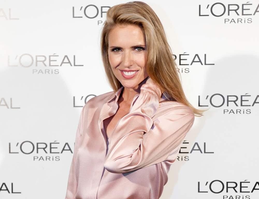 Judit Mascó es otra de las modelos famosas de L'Oréal