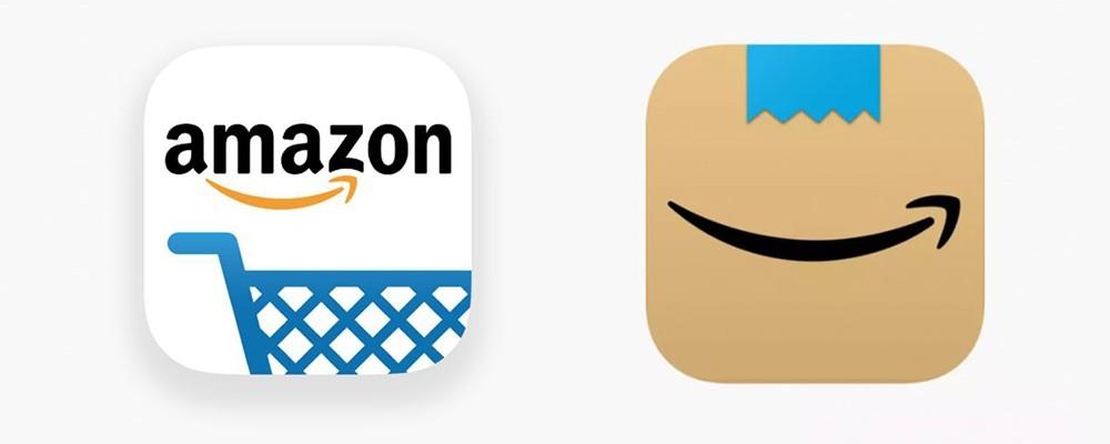 Amazon cambia el logotipo de su app por uno menos polémico