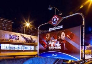 Avenida del Capitán América