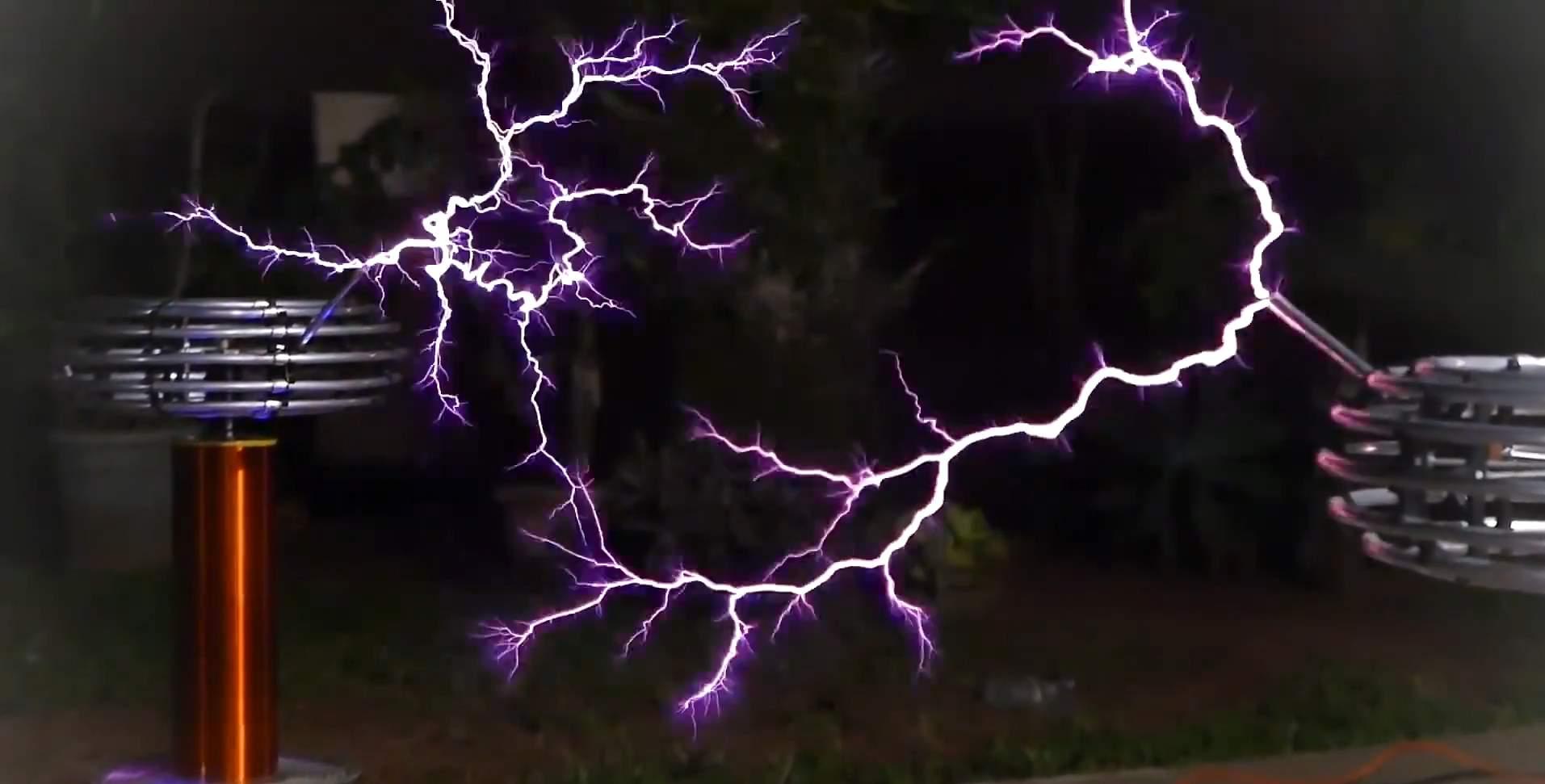 Bandas sonoras de videojuegos con energía de bobinas Tesla