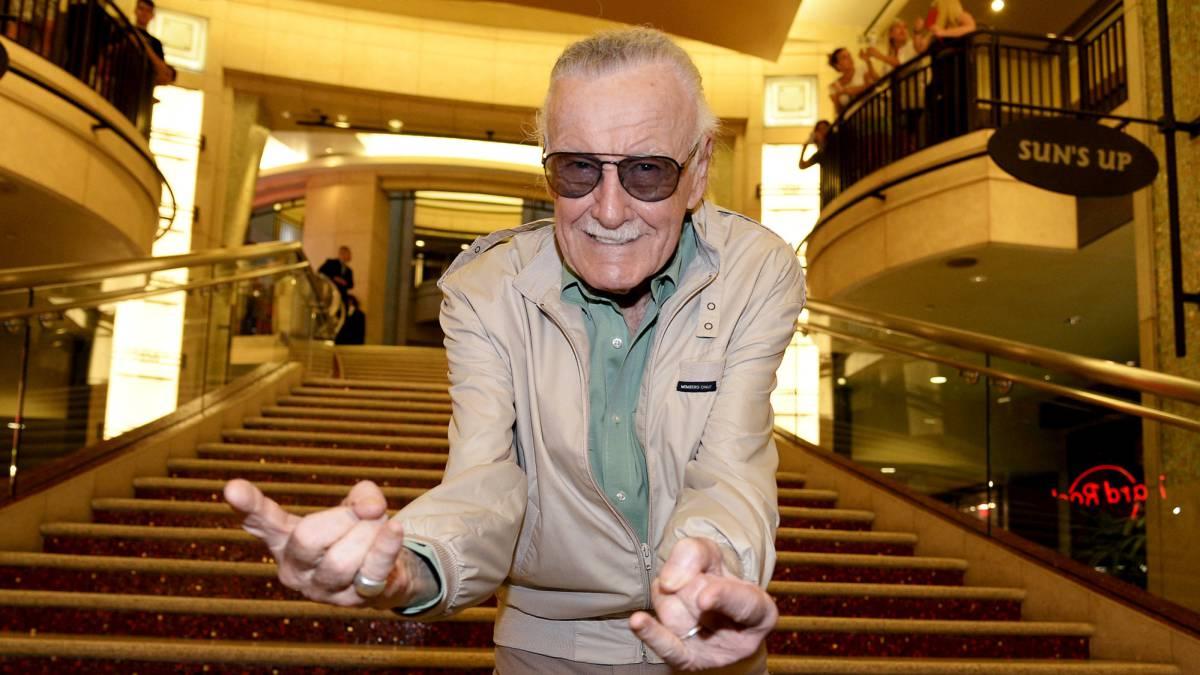 Palabras de motivación de Stan Lee