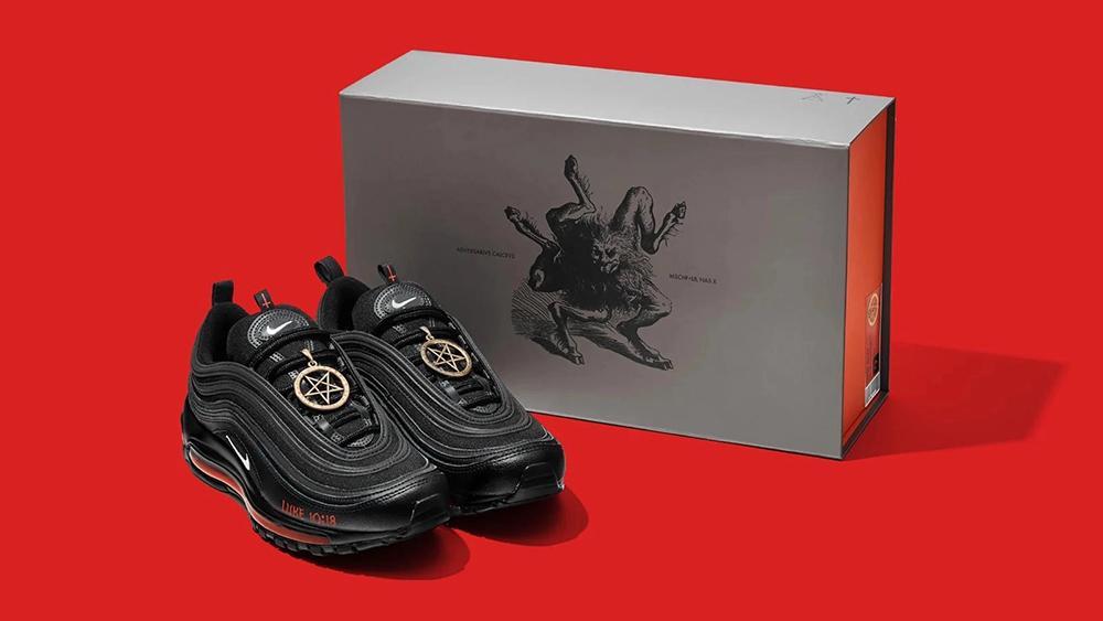 La campaña satánica de Nike tiene miga