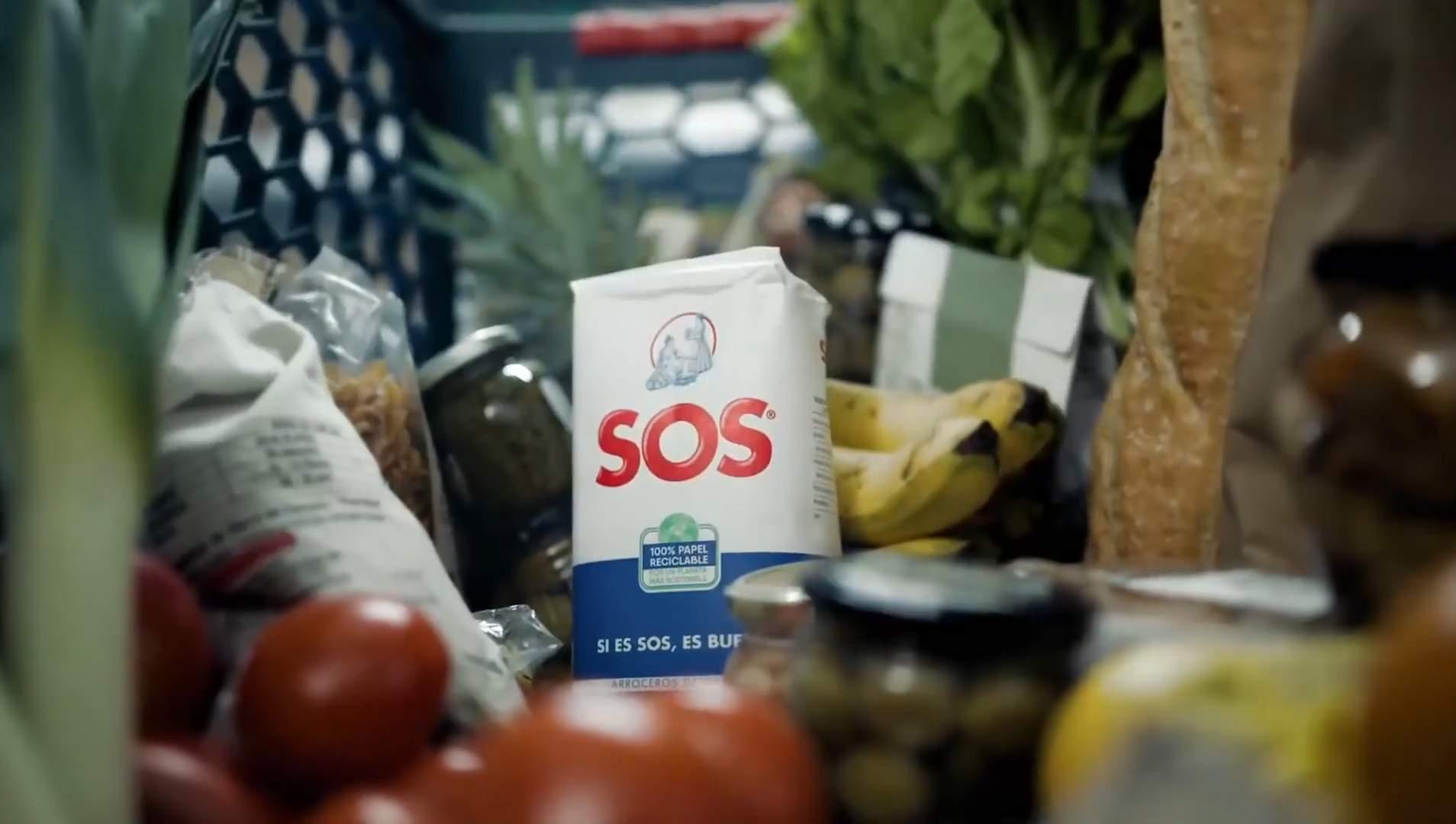 Las cosas del arroz de SOS