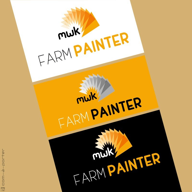 Logotipo de Farm Painter, filial de My Wonder Kitchen