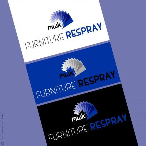 Logotipo de Furniture Respray, filial de My Wonder Kitchen