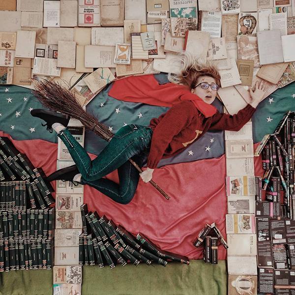Un Día del Libro distinto: Harry Potter