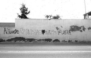 Las pintadas de odio de Cruzcampo