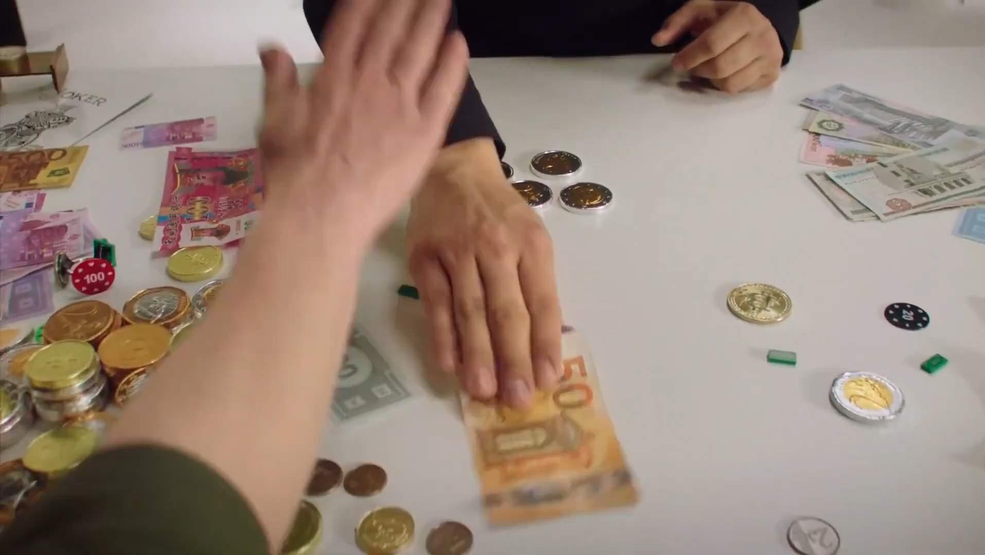 Nana para que tu dinero no se duerma, de Miguel Poveda y Bankinter