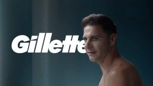 El futbolista Joaquín y Gillette juntos en una campaña