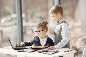 PMI for Kids, niños gestionando proyectos