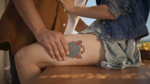 La campaña de Talquistina Tattoo